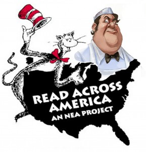 Middle Grade Fiction: READ ACROSS AMERICA Giveaway | Eric ...