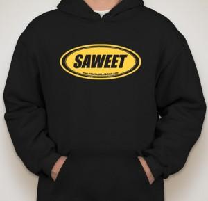 SAWEET hoodies
