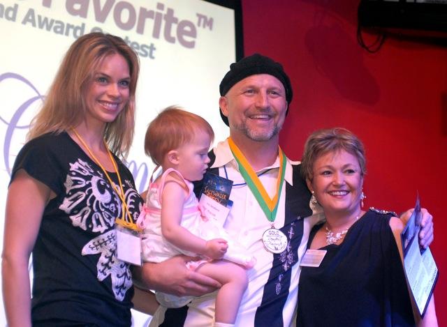 Saltwater Taffy Gold Medal Winner